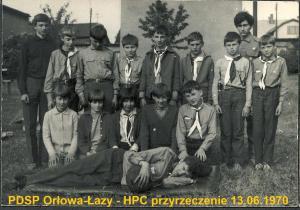 1970 HPC Przyrzeczenie