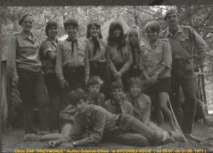 1971 Oboz ZHP Sycova Huta